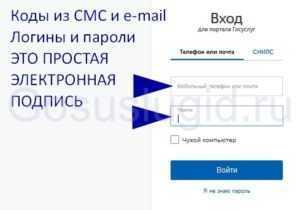 Электронная подпись для Госуслуг - получить ЭЦП для Госуслуг для физических лиц цена под ключ в Москве