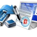 Подписание документов PDF в Adobe Acrobat