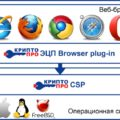 КриптоПро ЭПЦ Browser Plug In: что это такое
