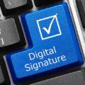 Электронная цифровая подпись - презентация онлайн