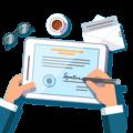 Электронная подпись нотариуса | Как получить ЭЦП для нотариуса
