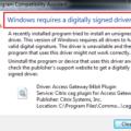 Как отключить проверку цифровых подписей драйверов | remontka.pro