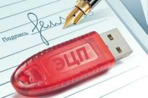 Как открыть и пользоваться электронной подписью (ЭЦП) с флешки